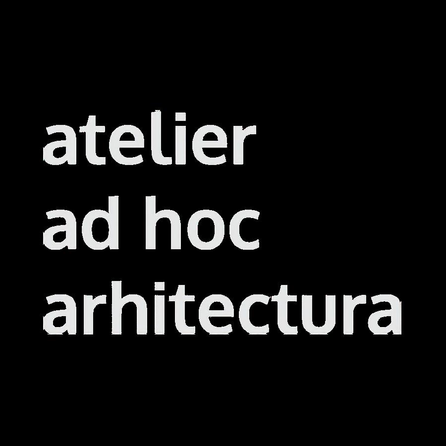 Atelier Ad Hoc Arhitectura Logo