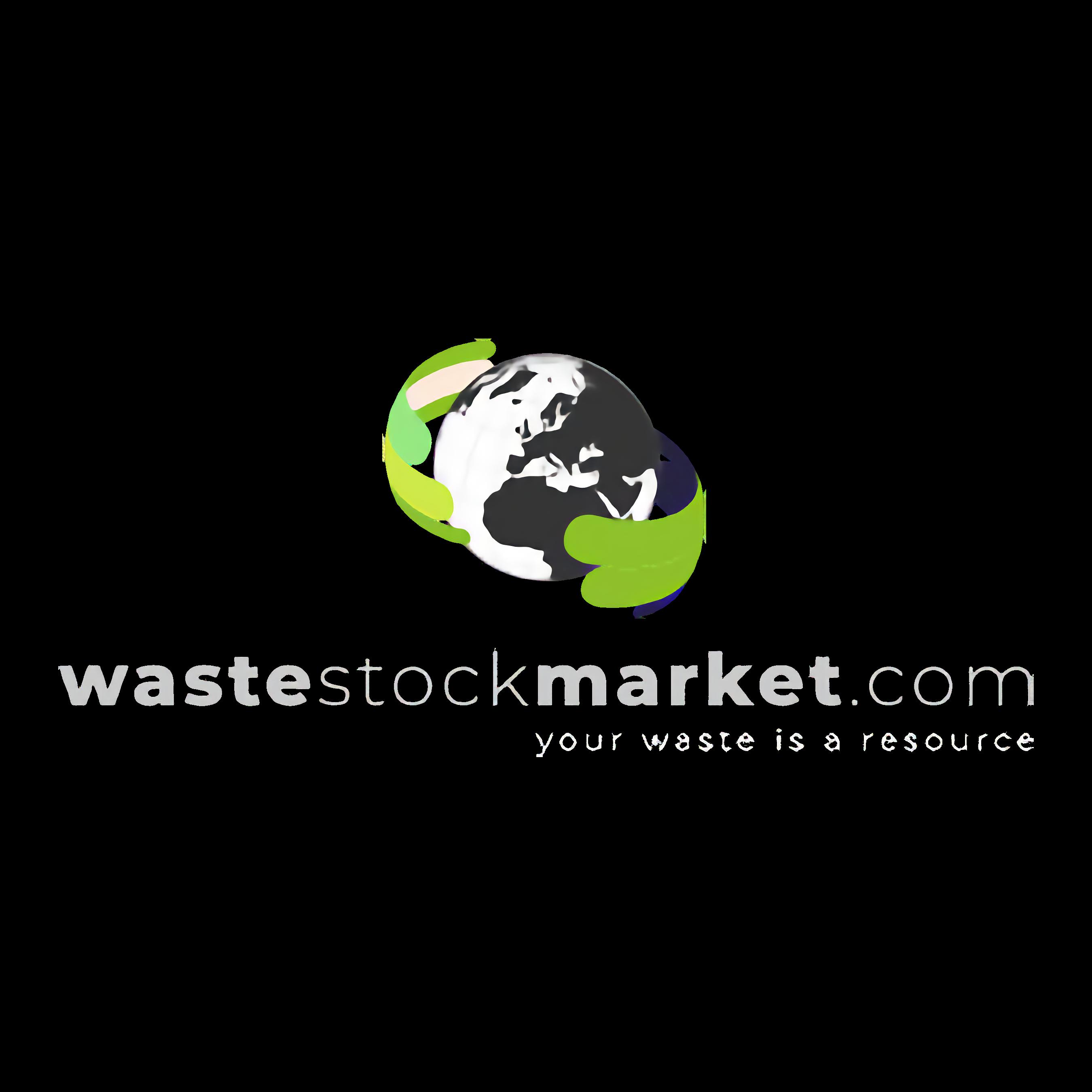 Waste Stock Market Logo